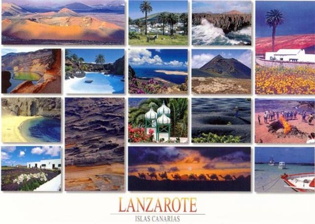 Forsidebilde Lanzarote er nest størst av Canariøyene,her er det behagelig miljø, flotte badestrender og øya byr på mange spennende og spesielle opplevelser.