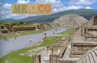 Highlight for Album: Mexico - pyramider og badeferie  2009