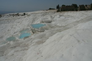 Highlight for Album: Kalkklippene i Pamukkale