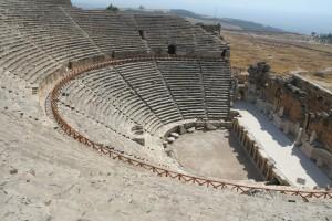 Highlight for Album: Gammelt amfiteater