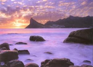 Solnedgang 2  i Sør-Afrika