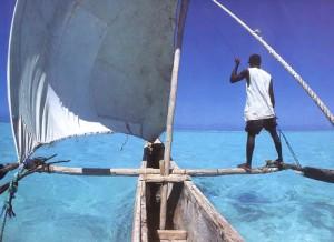 Feluka - de innfødtes båt