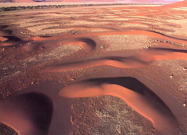 Profiler i Ørkensand