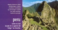 Highlight for Album: Reise i Peru, Amazonas og Inca-riket 2006