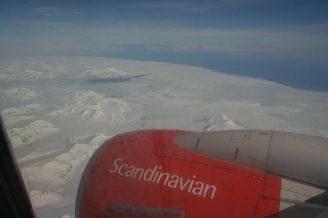 IMG 2247 De snøkledde fjella på Svalbard åpenbarer seg