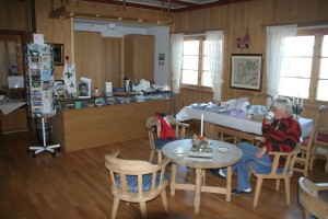 IMG 2290 Kaffekos i Longyearbyen kirke